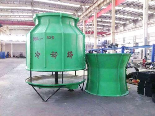 DBNL3-50型bo璃钢冷却ta